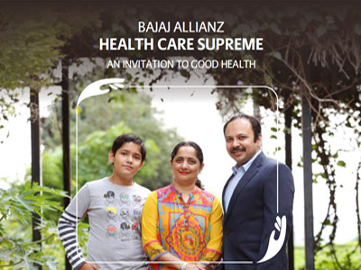 Bajaj Allianz - Health Care Supreme   One Point Insurance ...